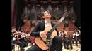 Jérémy Jouve plays II. MOV. of Guitar Concerto No.1, op.99 by M.C.TedescoTIGF2018