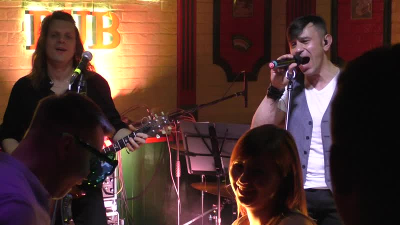 HardPop cover banda - Venus (Shocking Blue cover) (Harat's Pub, Брянск, 20.04.2019)