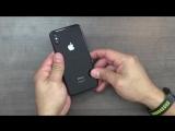 Обзор реплики iPhone X