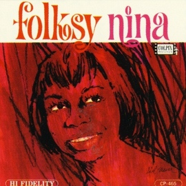 Nina Simone альбом Folksy Nina