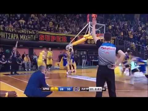 Άρης-Λαύριο 84-70 (Basketleague Highlights) 19119