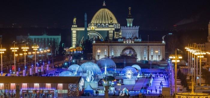 Куда сходить в Москве на Новогодние праздники 2019 с детьми, вдвоем, компанией