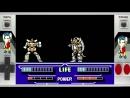 Choujin Sentai - Jetman прохождение денди