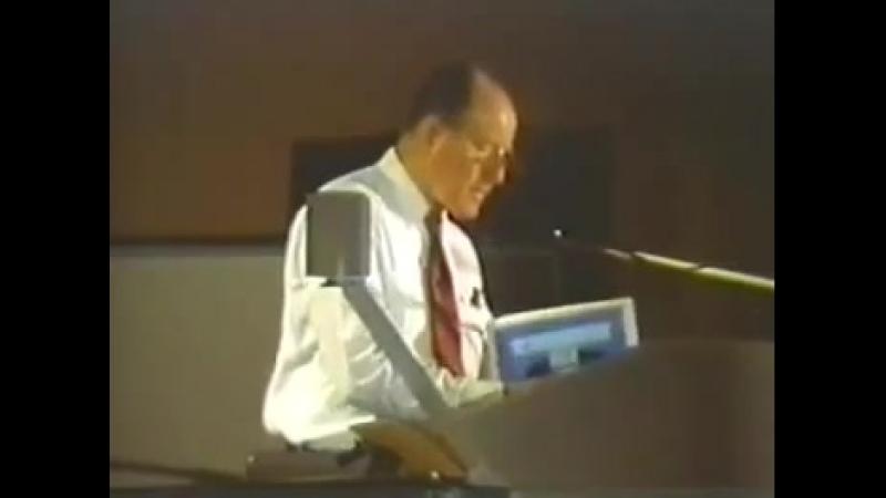 Дональд Смит 1996 - СЕНСАЦИОННОЕ ВЫСТУПЛЕНИЕ
