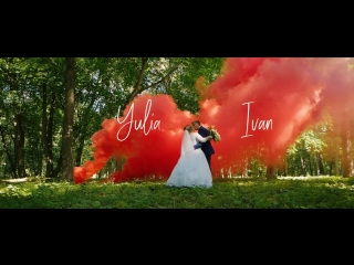 Ivan & Yulia. Wedding Day 18.08.2018
