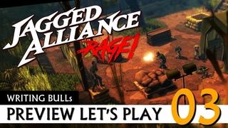 Preview Let's Play: Jagged Alliance Rage (03) [Deutsch]