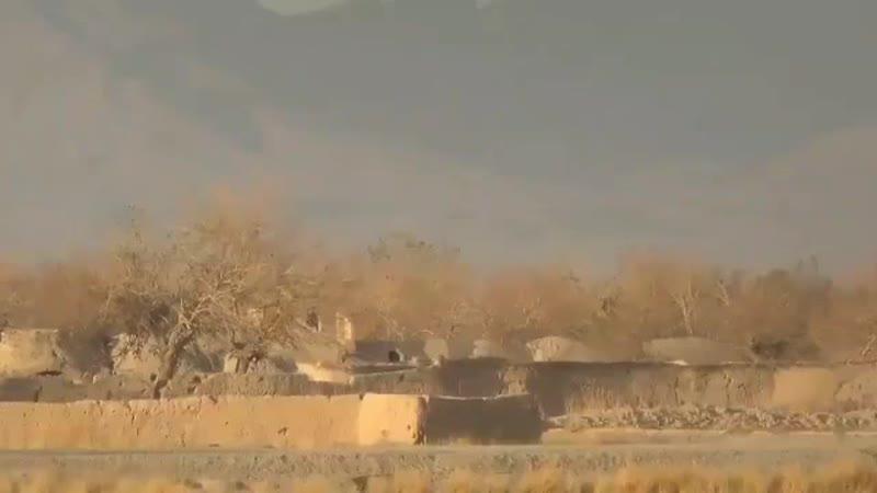 Подрыв Хамви. Ликвидировано 4 американских оккупанта в Афгане. 26 ноября 2018 года.