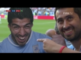 Uruguay v Saudi Arabia (WC 2018 Highlights)