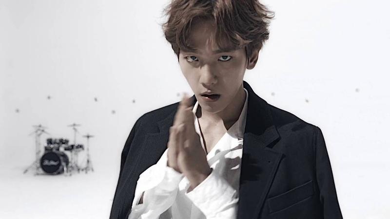 SKECHERS • EXO│DLITES 2 FLOW RIDER 7 BAEK HYUN (백현)