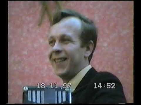Дни культуры Каргопольского района в Москве 1997 год
