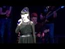 Диана Анкудинова - «Dernière Danse» на концерте Елены Ваенги 2018г.