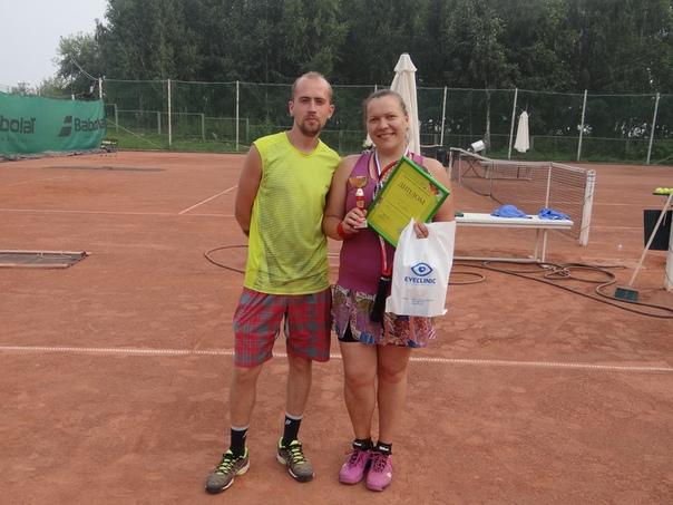 Летнее первенство ТК «Чемпион» 2016  в женском одиночном разряде категории «Тур»