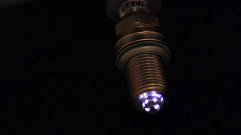 Spark Plug - Brisk Premium Multi-Spark Plug DR08ZS