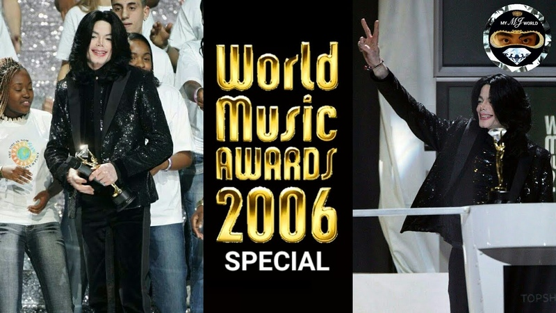 My Michael Jackson Collection: World Music Awards 2006 Special