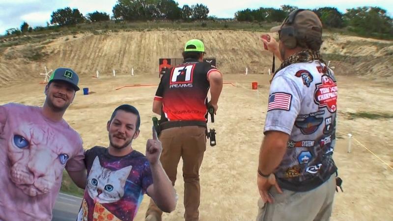 Американское стрелковое троеборье - практическая стрельба! | Разрушительное ранчо | Перевод Zёбры