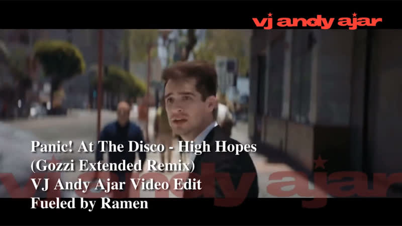 Panic! At The Disco - High Hopes (Gozzi Extended Remix)