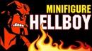 Хеллбой Минифигурка Лего Обзор минифигурки Хеллбоя из Лего - Lego Minifigure Hellboy
