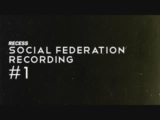 #1 | Social Federation Making Of
