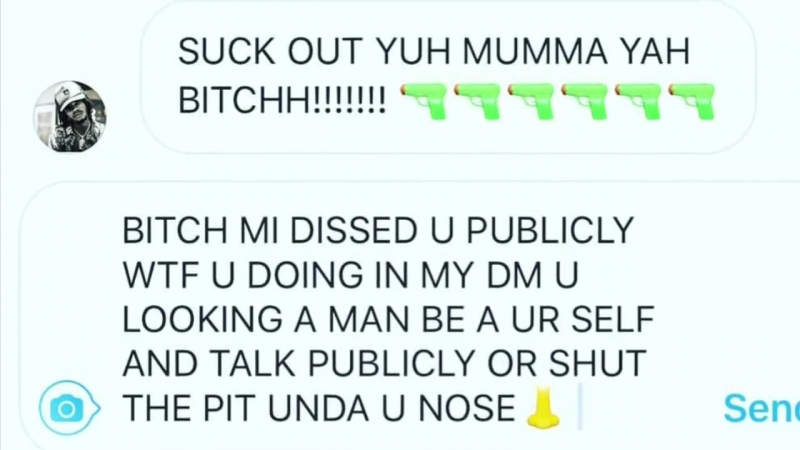 Alkaline Slide In Bounty Killer Dm And Diss Him Saying This