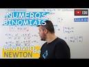 Números Binomiais - BINÔMIO DE NEWTON (Aula 01)