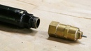 Homemade simplified airgun valve - How to make a powerful airgun valve system