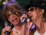 Aerosmith and Kid Rock -- Sweet Emotion 2001