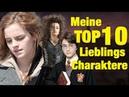 Meine TOP 10 Lieblings HARRY POTTER Charaktere ⚡