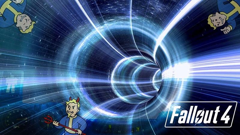 ТЕЛЕПОРТАЦИЯ ► Fallout 4 29