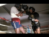 Mike Tyson vs Oliver McCall - Greatest Sparring Ever 1987 Sept 9 part 2