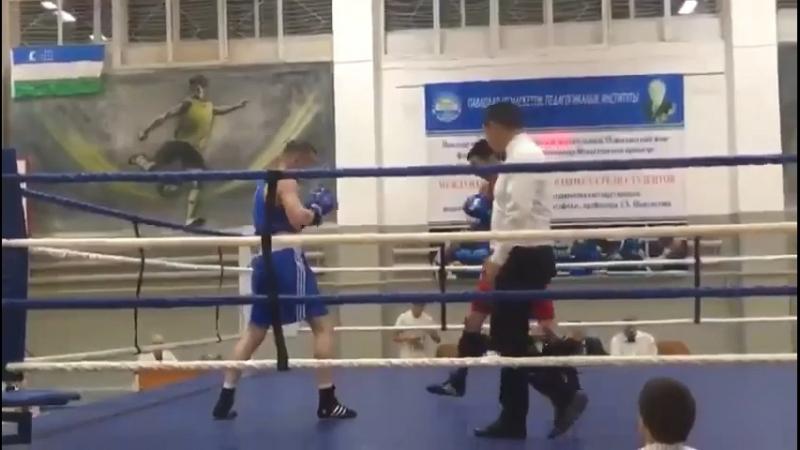 Бокс 69 кг