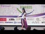 Gold Winner of 3rd Bellydance Competition _ Oriental Expression Show - Ifigenia 23025
