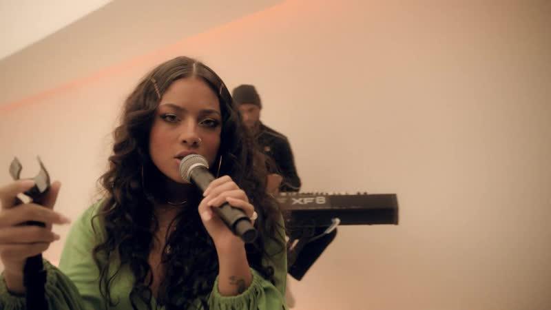 "Kiana Ledé - ""Ex"" (Live) ¦ Vevo DSCVR"