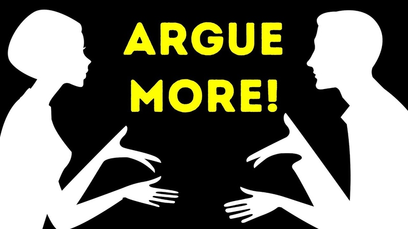 9 Reasons Why You and Your Partner Should Argue More