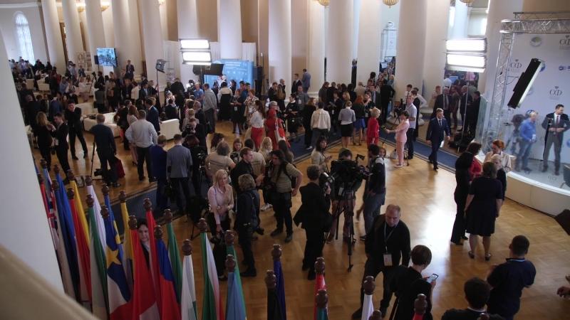 Глобальным проблемам нужен женский взгляд Мария Захарова на II Евразийском женском форуме. ФАН-ТВ