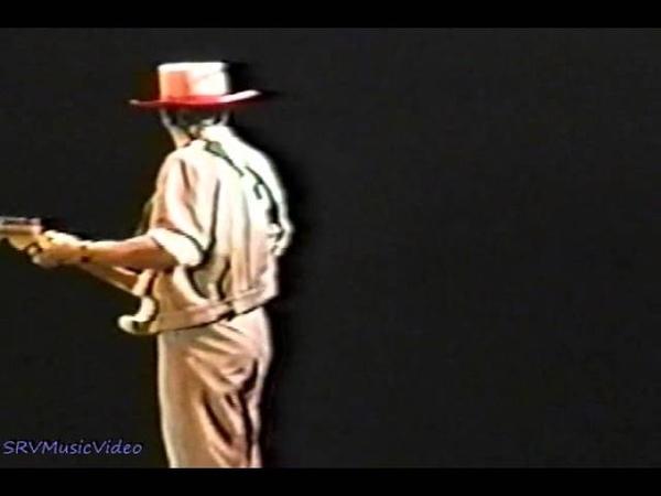 Stevie Ray Vaughan Live @ Chastain Park, Atlanta GA - 08281988