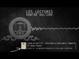 Les lectures Kontre Kulture - Leçons de droit n°3 de Damien Viguier