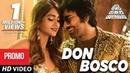 Don Bosco Video Song Promo Amar Akbar Antony Telugu Movie Ravi Teja Ileana D'Cruz