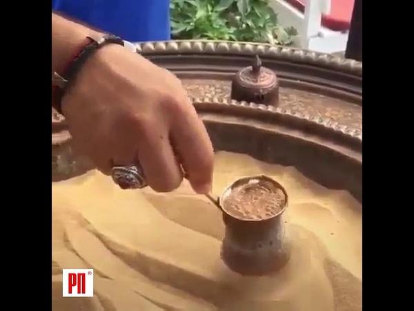Аппарат кофе на песке JOHNY AK