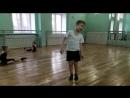Обучалка от Тимофея! Упражнение Водичка. Группа Фиксики  Современный танец Педагог Макарова Евгения Владимировна