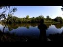 Carp fishing in Prague