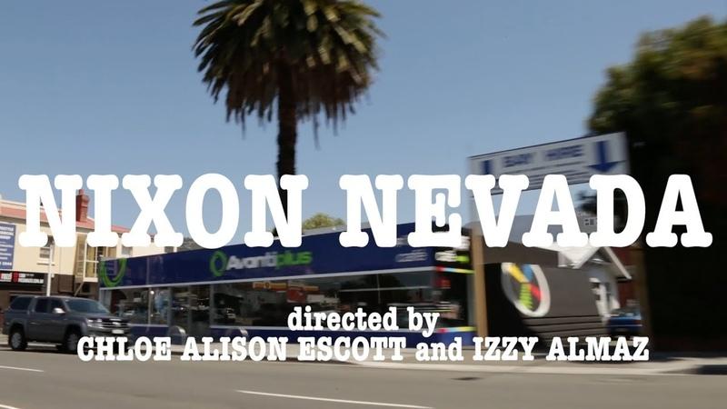 The Native Cats - Nixon Nevada