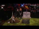 The Undertaker vs Kane Bragging Rights 2010