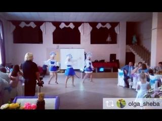 Шоу-балет «БАРХАТ» / Народный