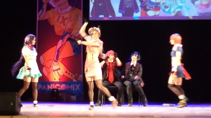 061 (248) NekoChiral ПРОТУОНЕЦ Love Live! School Idol Festival Uta no Prince-sama (Восток)