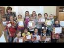 Копейским детям прислали рисунки из Африки