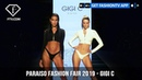 Gigi C Flexible Paraiso Fashion Fair 2019 Collection   FashionTV   FTV