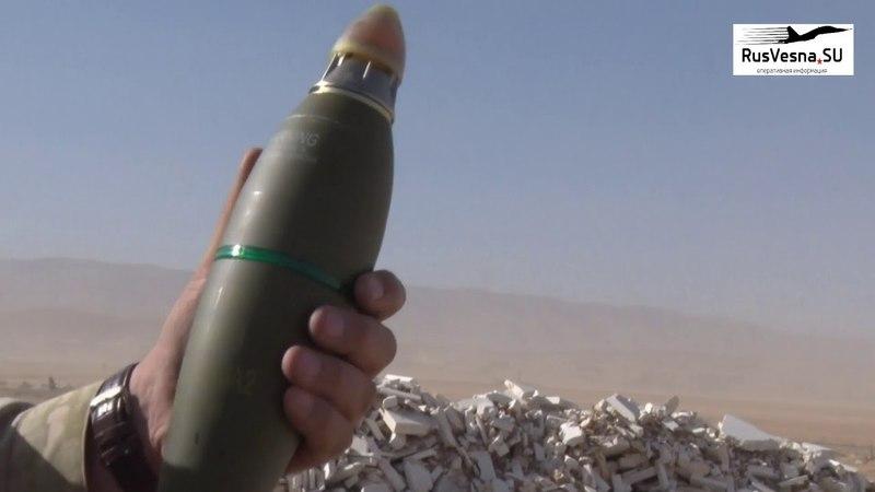 Боевики сдали российским военным огромное количество оружия США и НАТО
