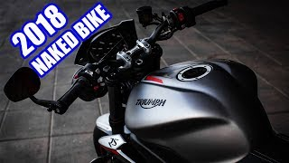 TOP 7 Best SUPER NAKED MOTORCYCLES 2018 { With Top Speed & Sound exhaust)