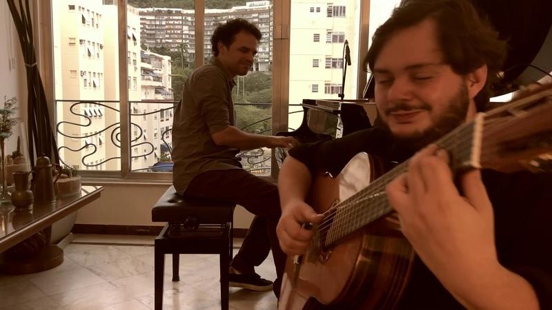 Visita Boa Yamandu Costa e Marcelo Caldi - Uma Prece