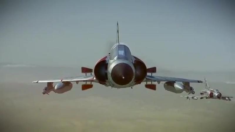EAF Mig-21s VS IAF Mirage-3s